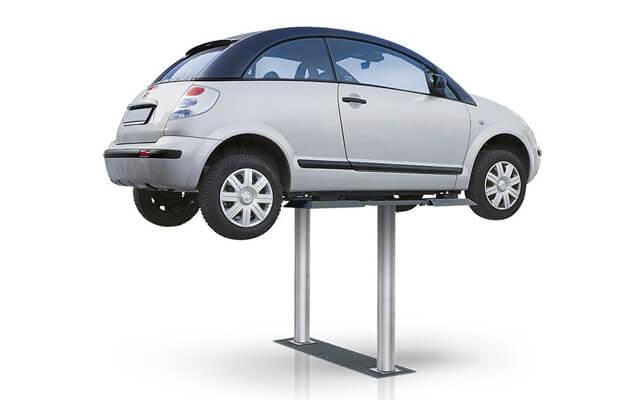 Elevatoare auto pentru service